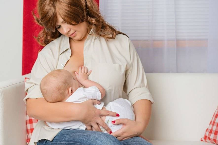 Мастит у кормящей матери — как справиться с проблемой?