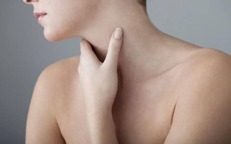 как успокоить боль в горле