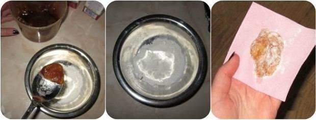 Лепешка от кашля с горчицей сколько держать