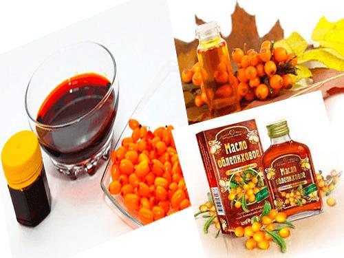 Растительное и сливочное масла при лечении геморроя