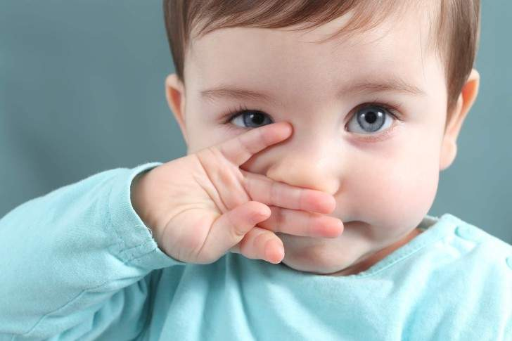 Заложен нос у грудничка: что делать?советы педиатра