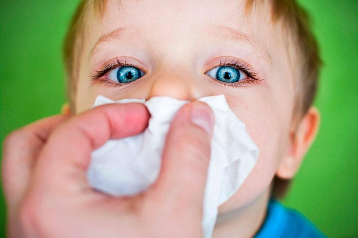 Как вылечить насморк быстро и эффективно у ребенка и взрослого