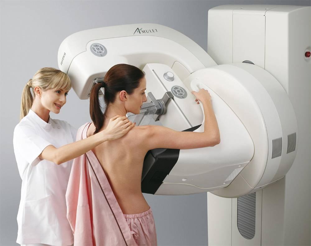 микроволновая маммография