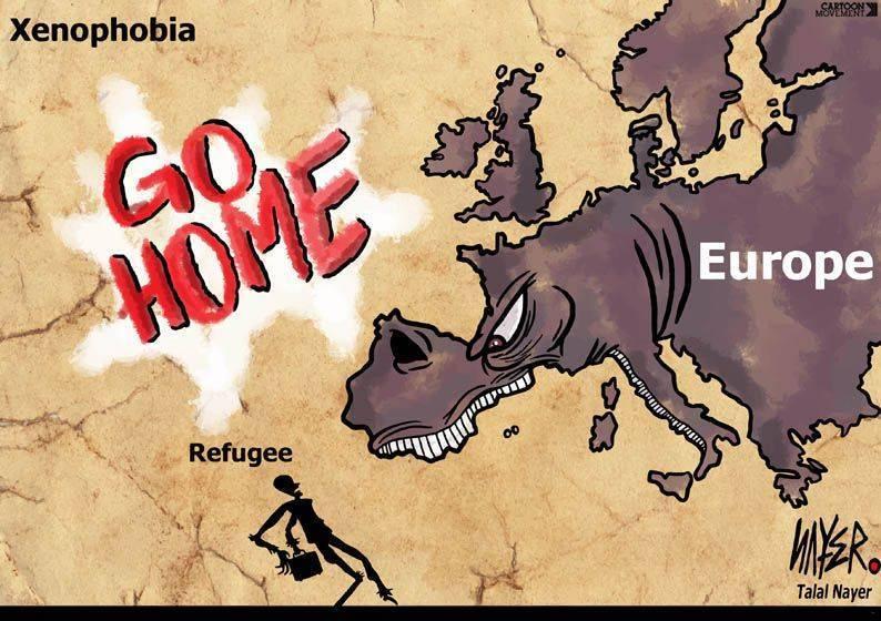 что такое ксенофобия определение