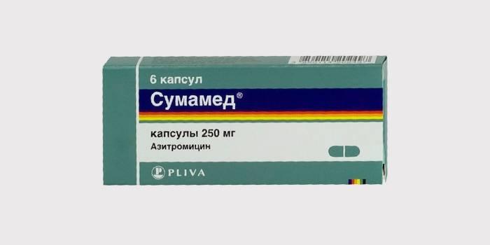 Какие антибиотики нужны при ангине