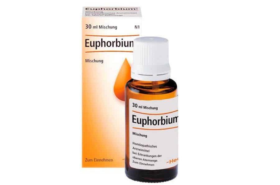Лечим насморк природными средствами – гомеопатические капли для носа