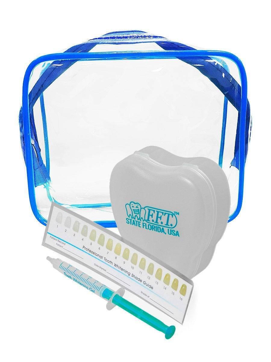 Виды кап для отбеливания зубов