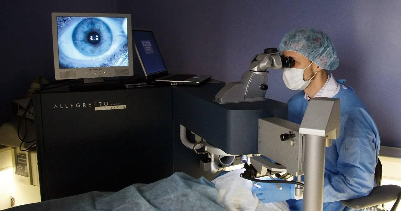 Лазерная коррекция зрения: как она делается