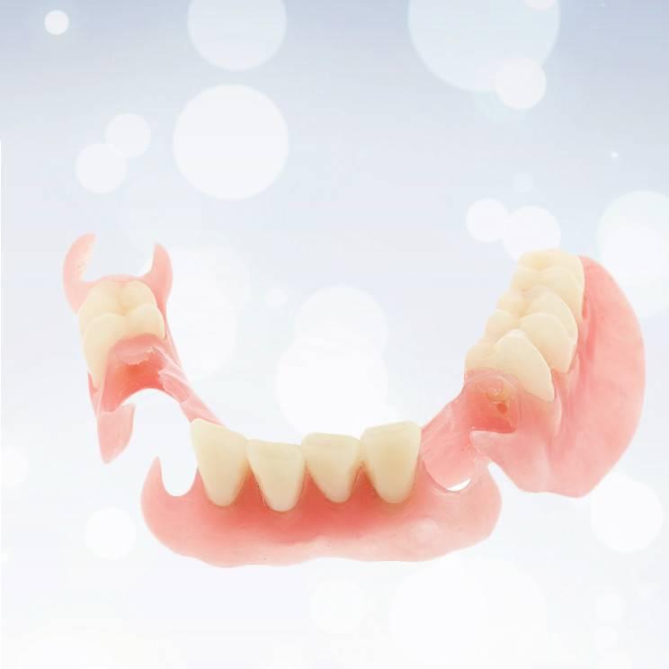 Мягкие зубные протезы: цены и стоимость в москве