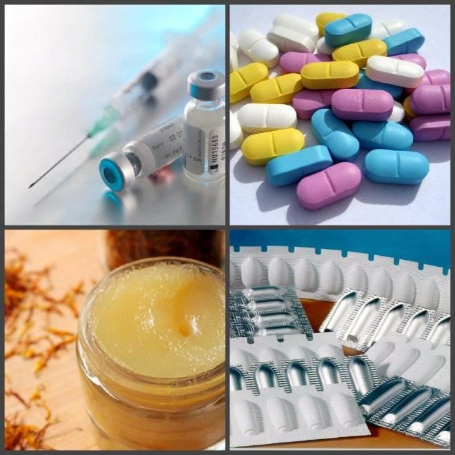 антибиотик при геморрое