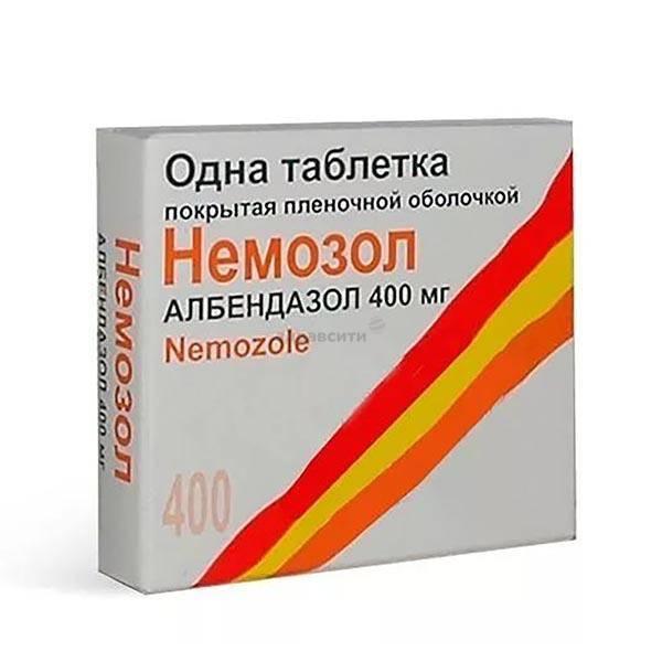 как избавиться от паразитов в организме человека таблетки
