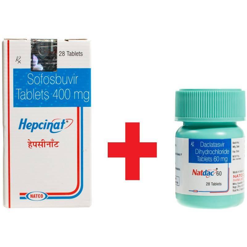 индийское лекарство от гепатита с