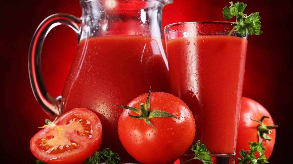 Польза ивред томатного сока для печени