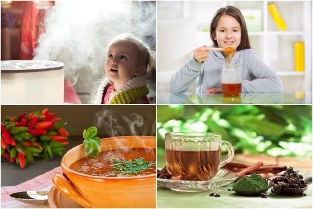 Как отличить сухой кашель от влажного у ребенка