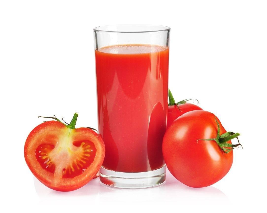 полезен ли томатный сок для печени