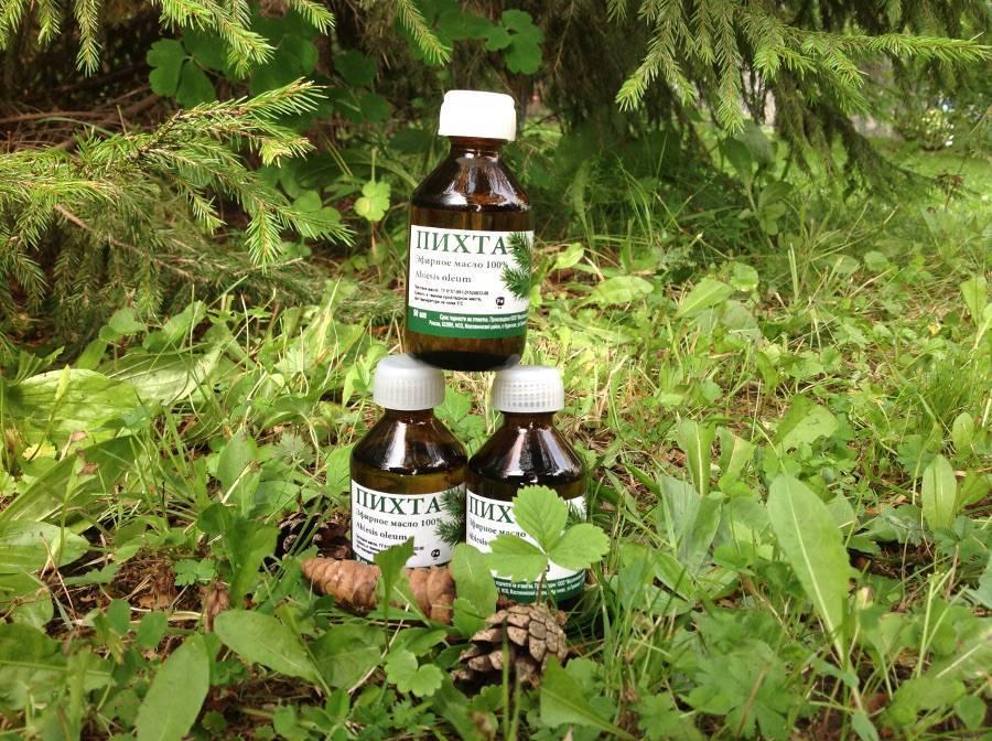 Пихтовое масло – для чего оно применяется? эфирное масло пихты – лечебные свойства и применение
