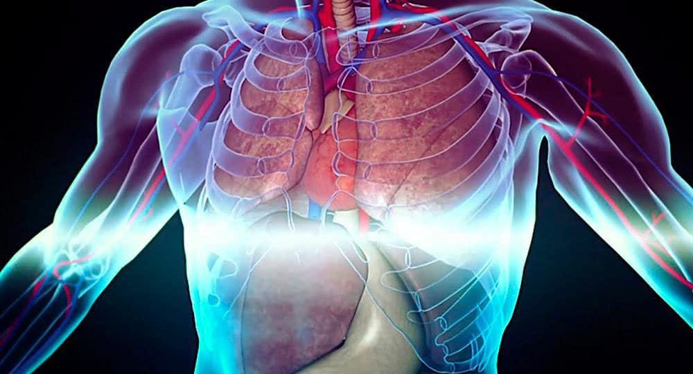 невралгия в области грудной клетки