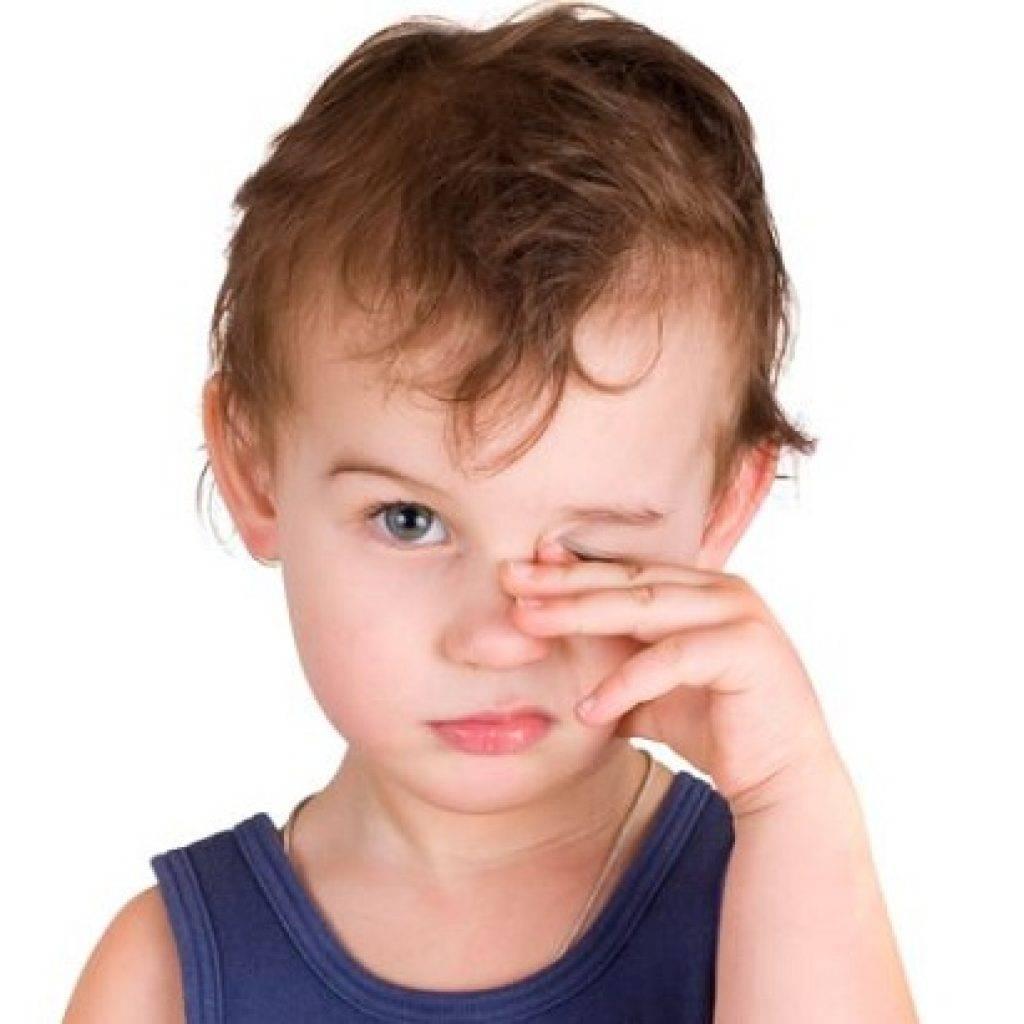коньюктивит глаз лечение у детей можно ли гулять