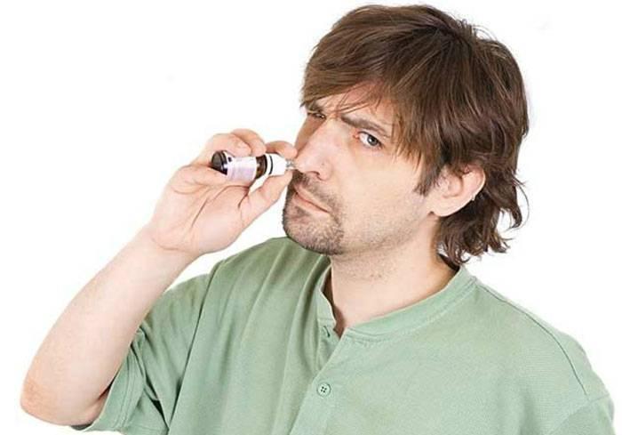 привыкание к каплям для носа