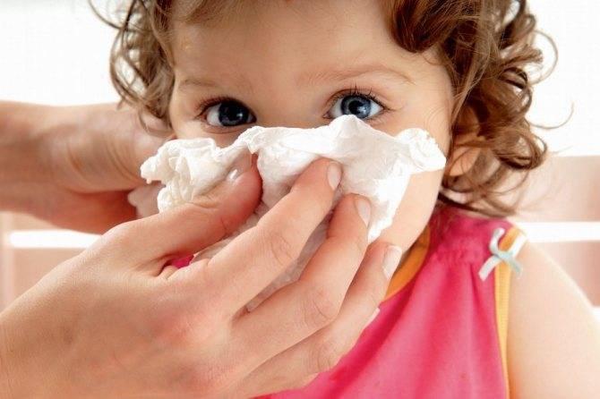 Лечение хронический ринит у ребенка симптомы и лечение