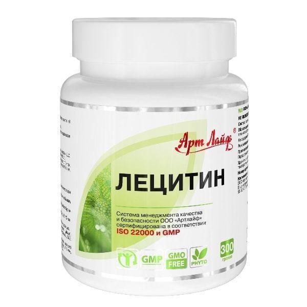 лецитин атеросклероз