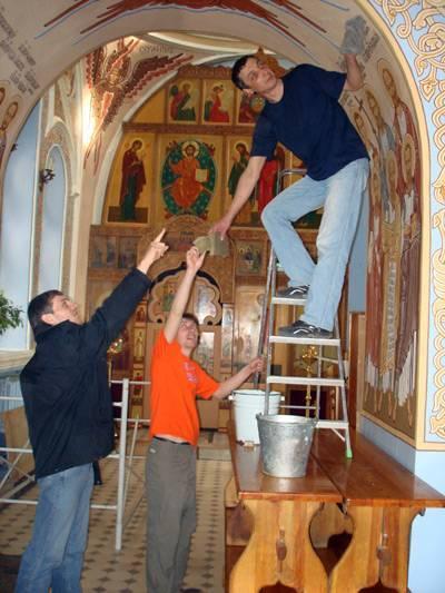 Монастырь для алкоголиков