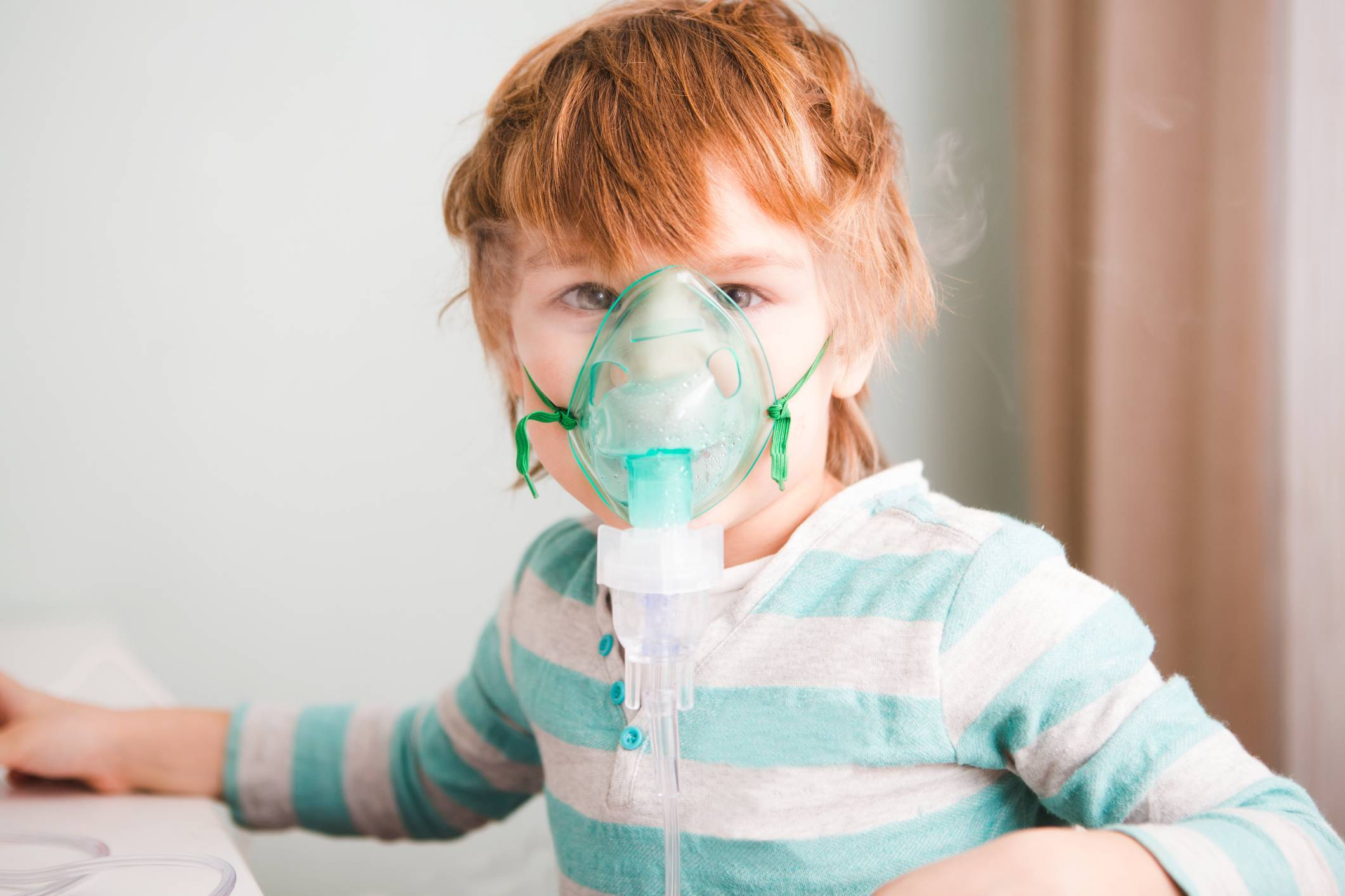 Ингаляции от кашля детям: как и чем проводить