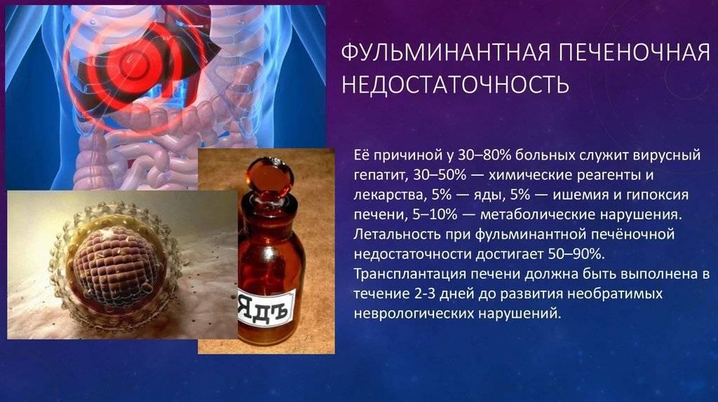 Аутоиммунный гепатит — симптомы, лечение и диагностика