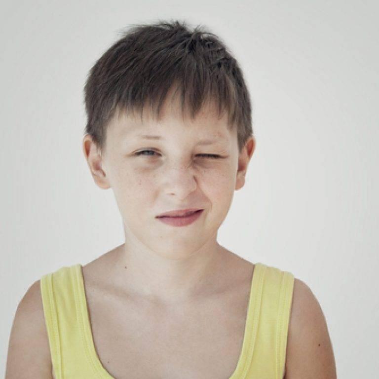 Как вылечить нервный тик у ребенка - причины и лечение нервных тиков у детей
