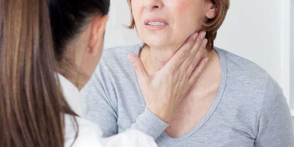 Признаки заболевания щитовидки у женщин, причины и методы лечения