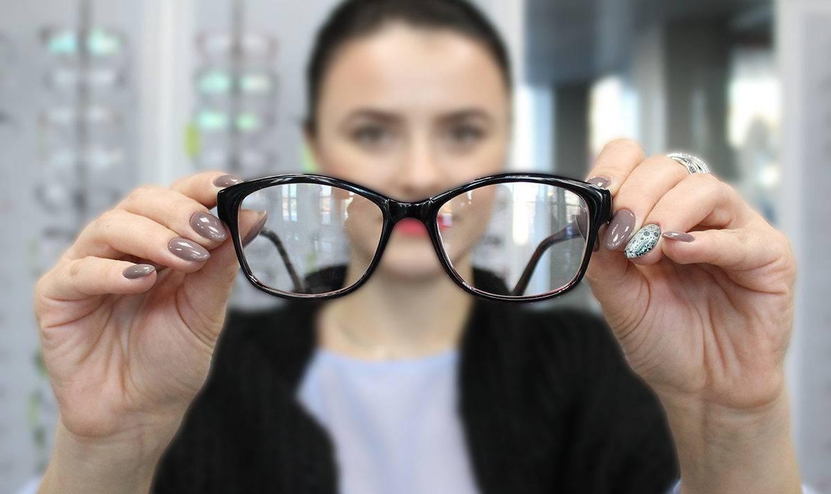 Как правильно подобрать очки при дальнозоркости