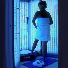 Применение фототерапии при псориазе