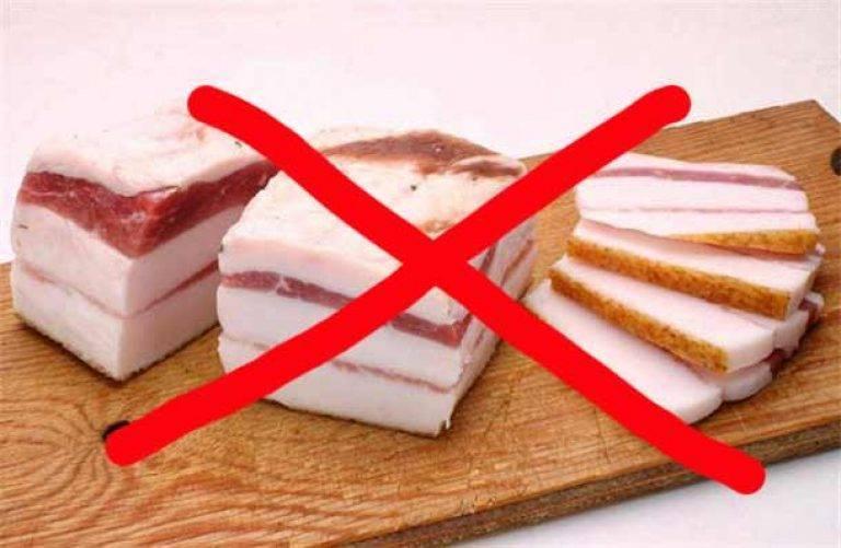 Сколько холестерина в сале и какое влияние оказывает продукт на его уровень в крови?