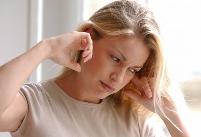Если закладывает уши при беременности