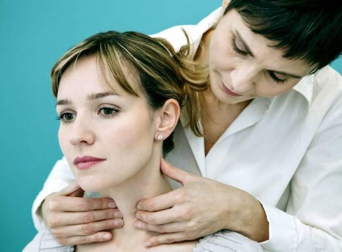 Почему возникает кашель при заболевании щитовидной железы?