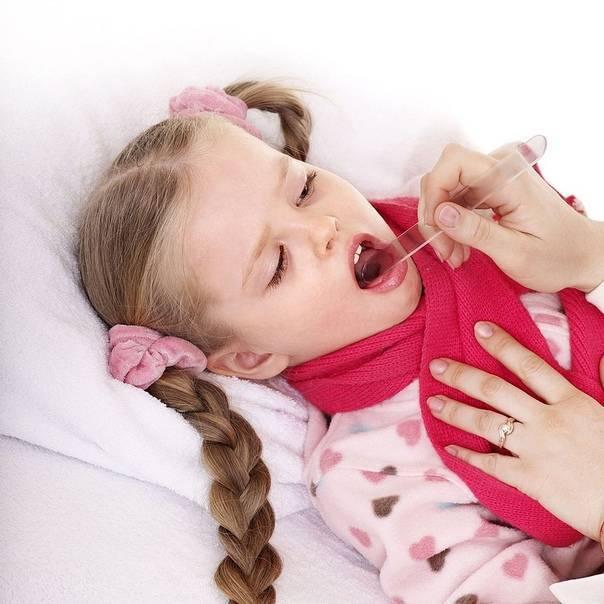 хронический ларингит у детей