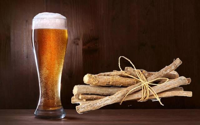 лечение кашля теплым пивом