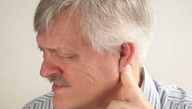постоянное давление в ушах