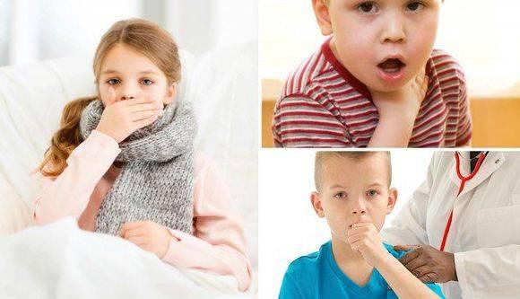 кашель у ребенка 6 месяцев без температуры комаровский