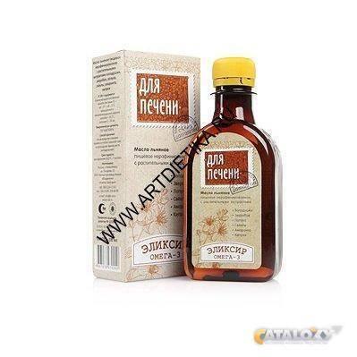 Льняное масло – применение для очистки организма