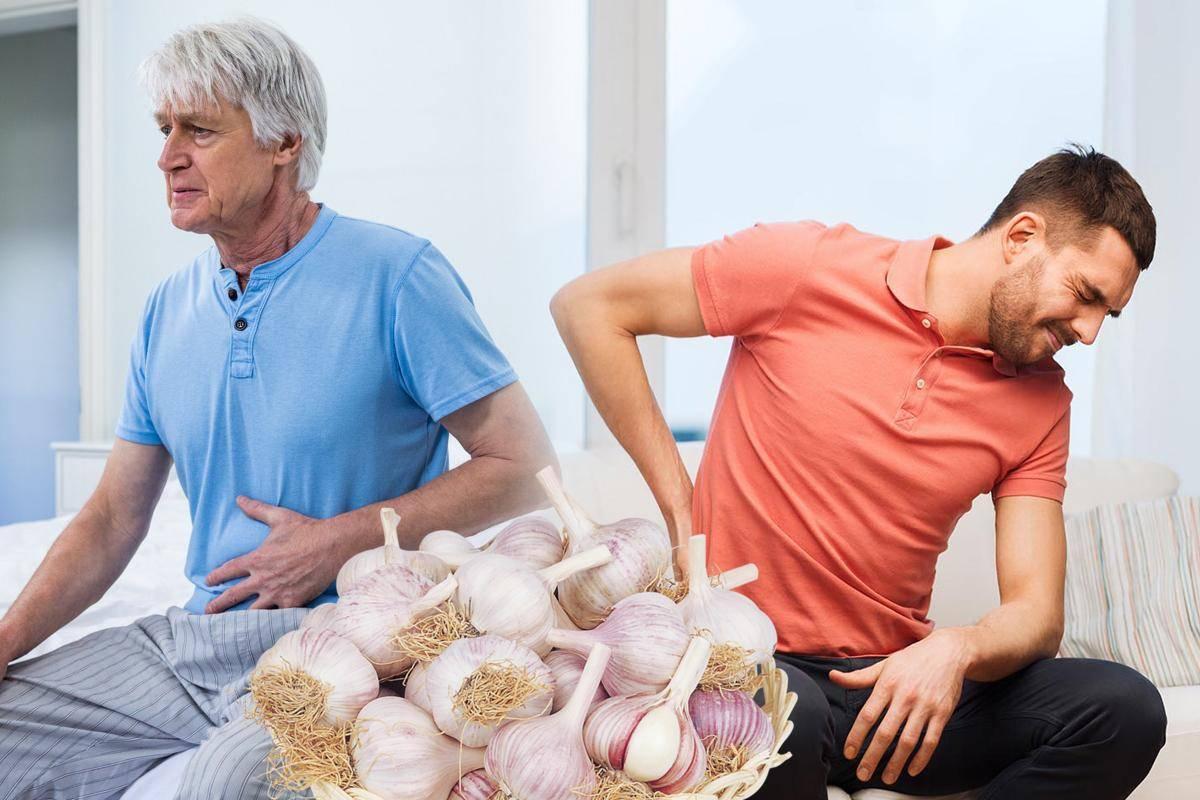 Можно ли есть чеснок при заболевании печени