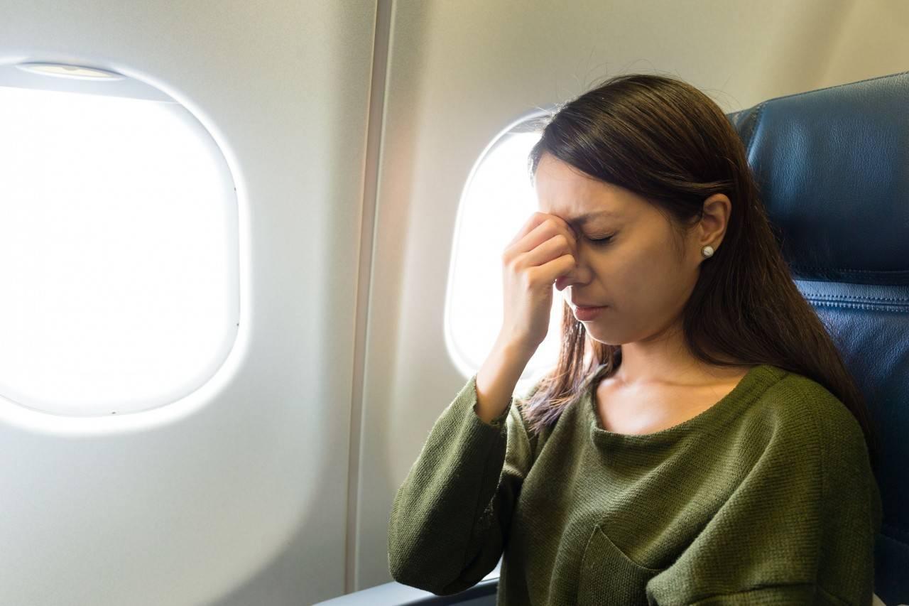 таблетки от страха летать на самолете
