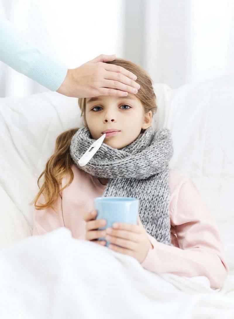 боль в горле и кашель без температуры