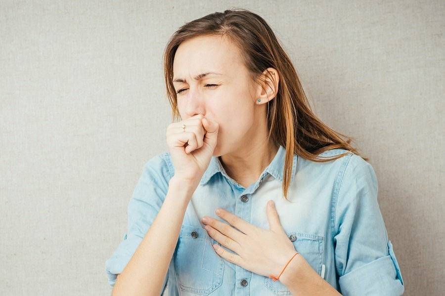 сухой раздражающий кашель