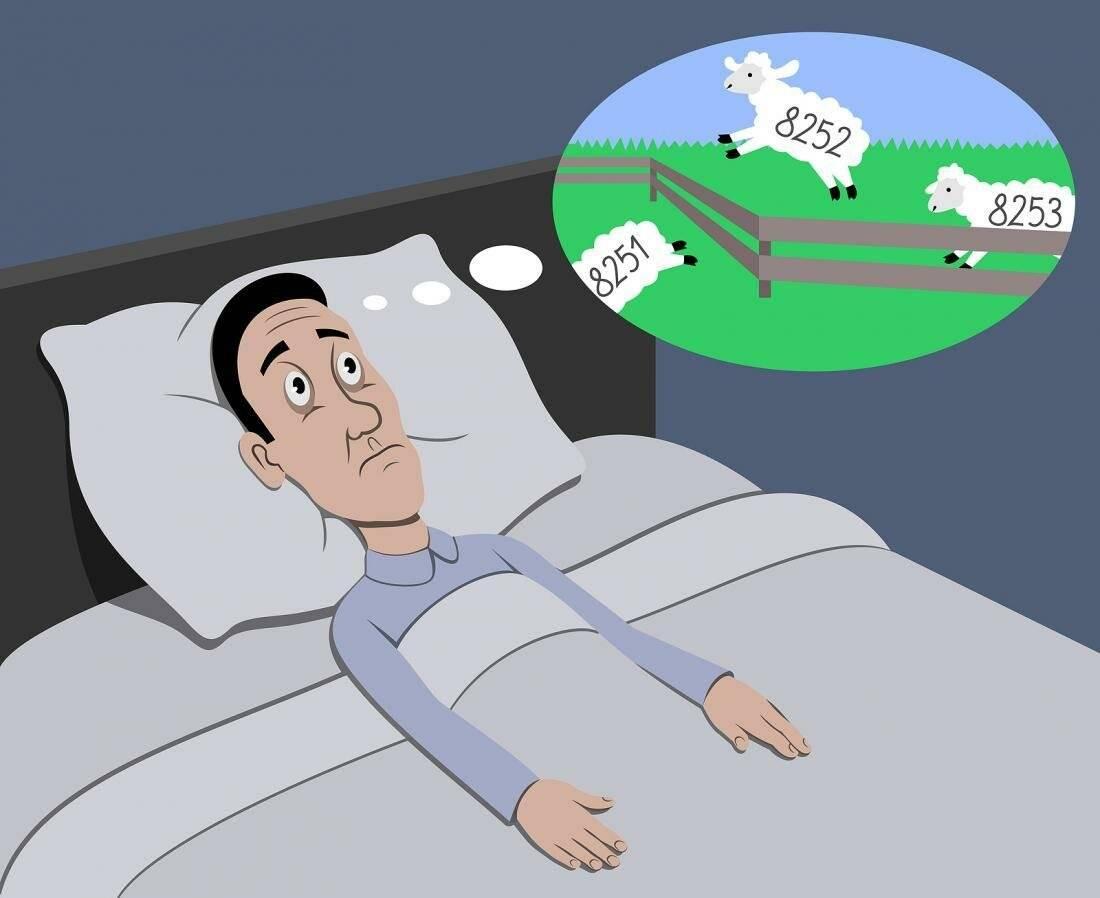 бессонница как уснуть