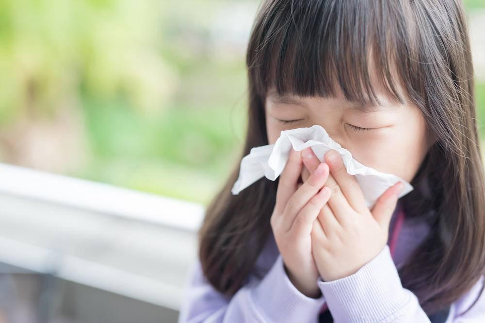 аллергические сопли у ребенка