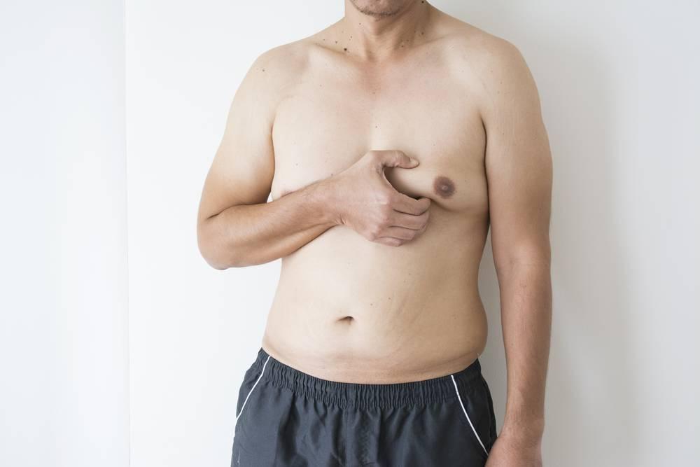 гинекомастия у мужчин причины
