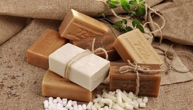 Можно использовать хозяйственное мыло при геморрое