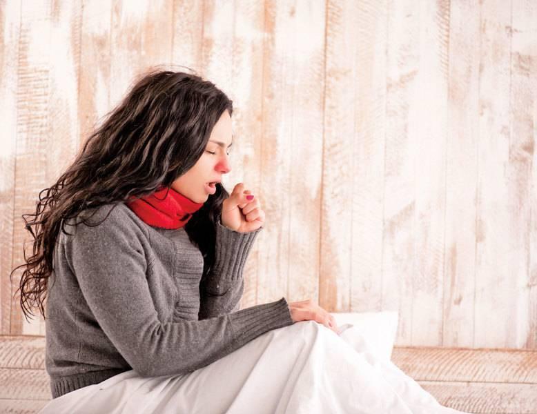 Особенности лечения сухого кашля при беременности