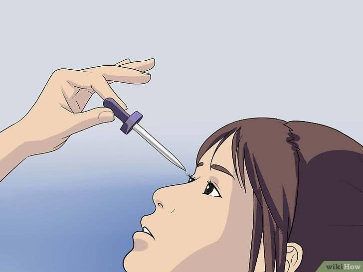 можно ли промывать глаза
